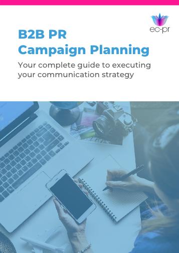 B2B PR Campaign Planning Guide pdf
